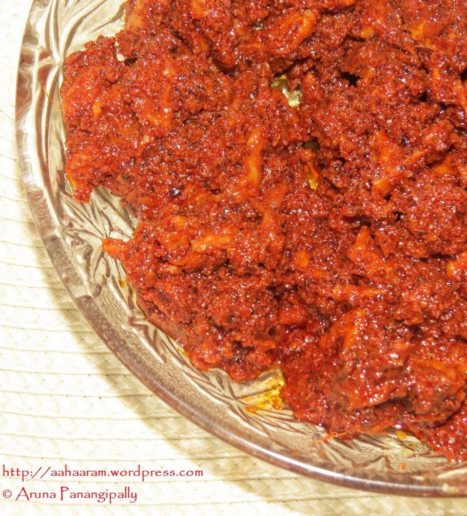 Magai - Raw Mango Pickle