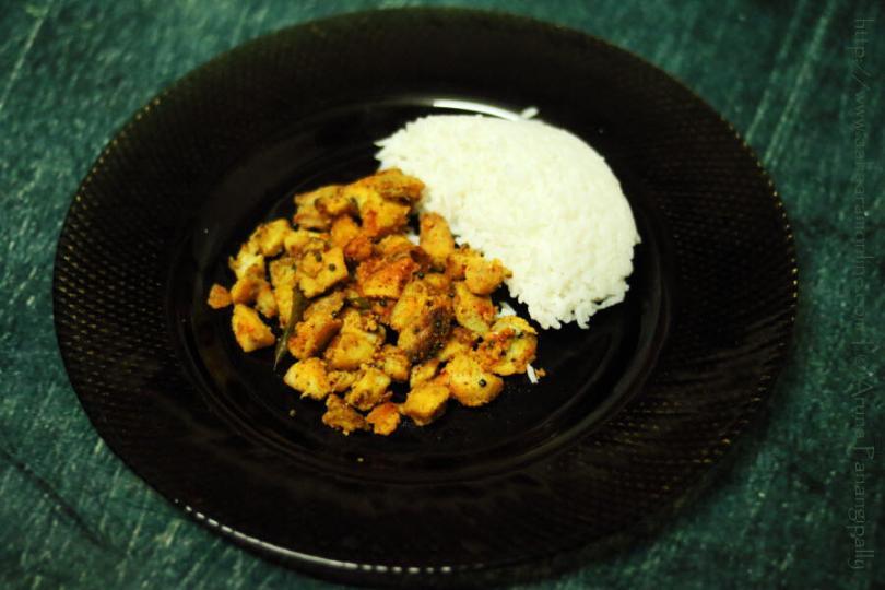 Chama Dumpa Vepudu | Crisp Andhra Arbi  Fry