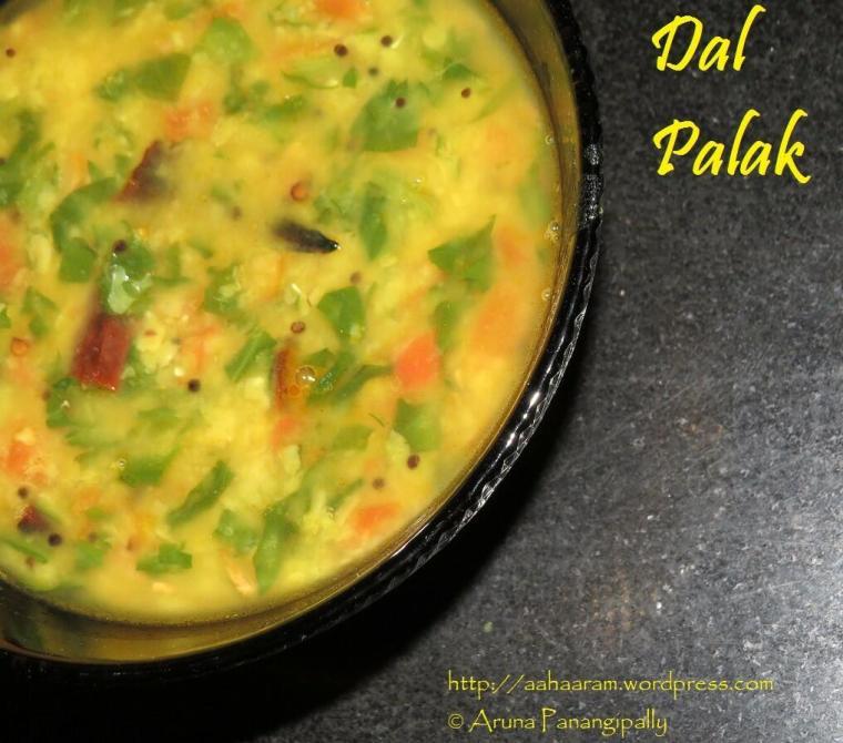 Dal Palak