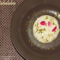 Mahalabia - An Arabic Milk Pudding - Ramzan Special
