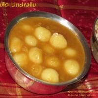 Pappulo Undrallu - Vinayaka Chavithi/Ganesh Chaturthi Naivedyam