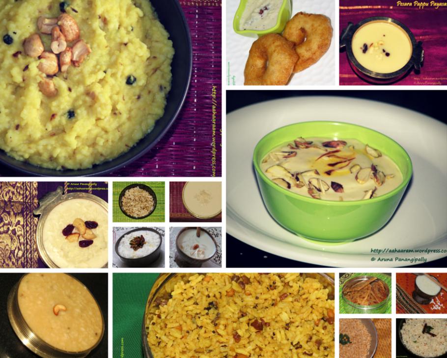 Collection Makar Sankranti Recipes from Andhra Pradesh and Maharashtra