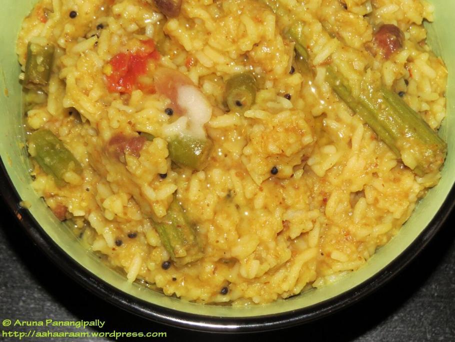 Sambar Rice | Kadamba Sadam