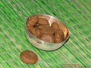 Dharwad Pedha or Mathura Peda