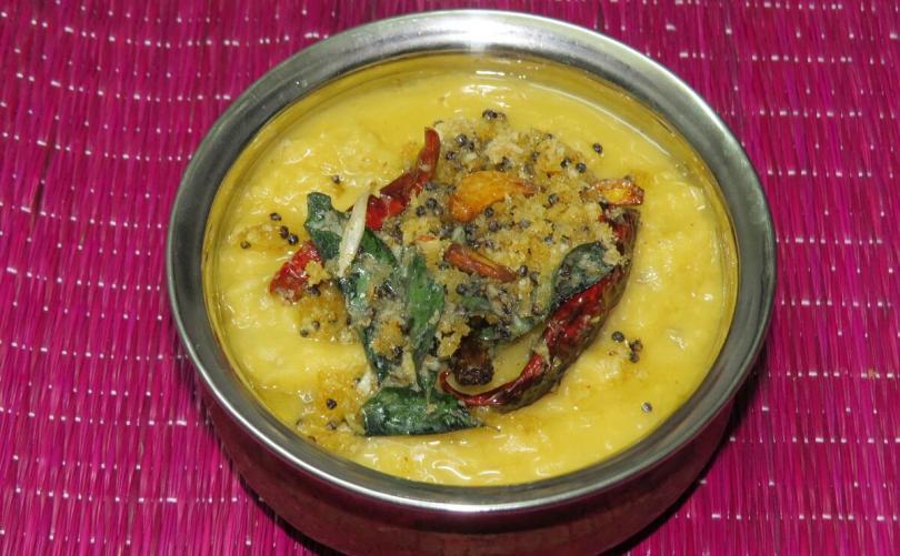 Ambe Daali | Konkani Style Mango Dal