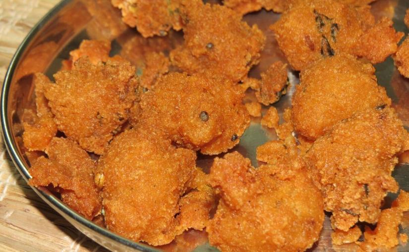 Moong Bhajiya