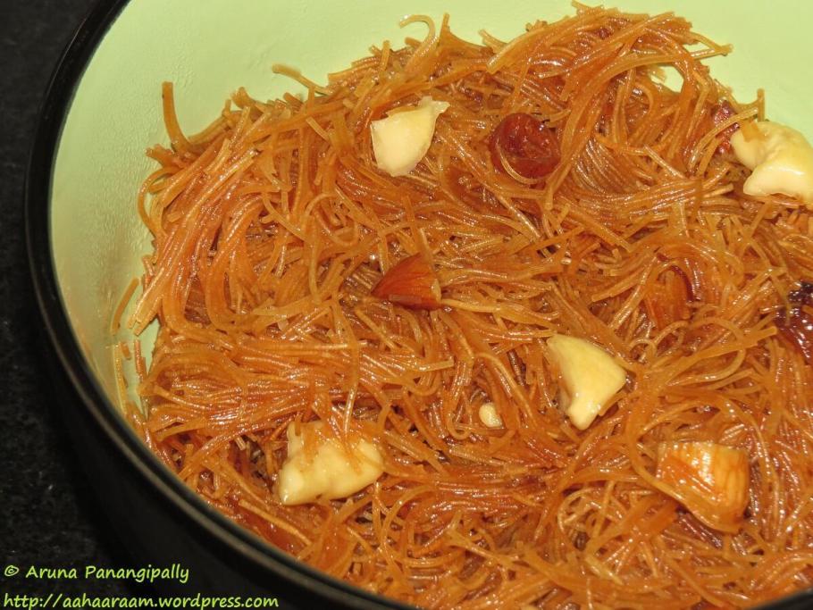 Meethi Seviyan for Eid-Ul-Fitr