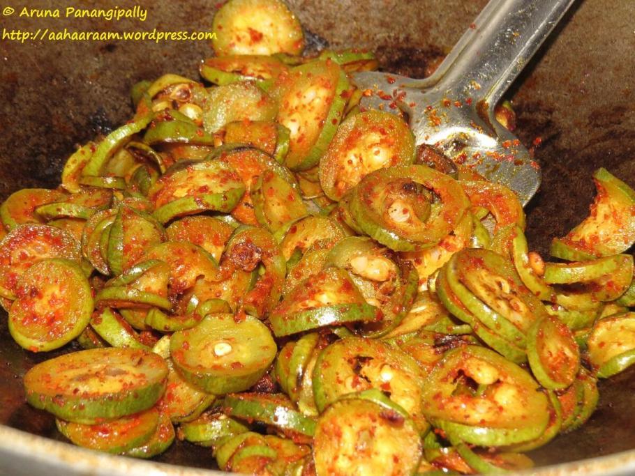 Parwal, Potol, Parwal Stir-Fry