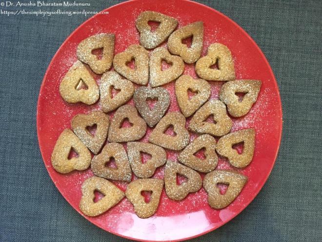 Lintzer Cookies - 3