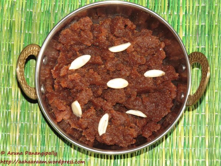 Singhare ke Atte Ka Halwa | Singhara Halwa - Navratri Vrat Khana Recipe