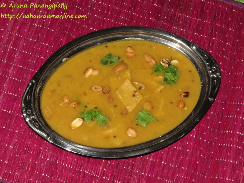 Dal Dhokli - A Recipe from Gujarat