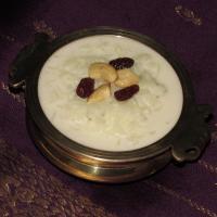 Paramannam or Paravannam - Andhra Rice Kheer - Navaratri Special