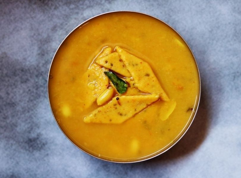 Dal Dhokli: Traditional Comfort Food from Gujarat
