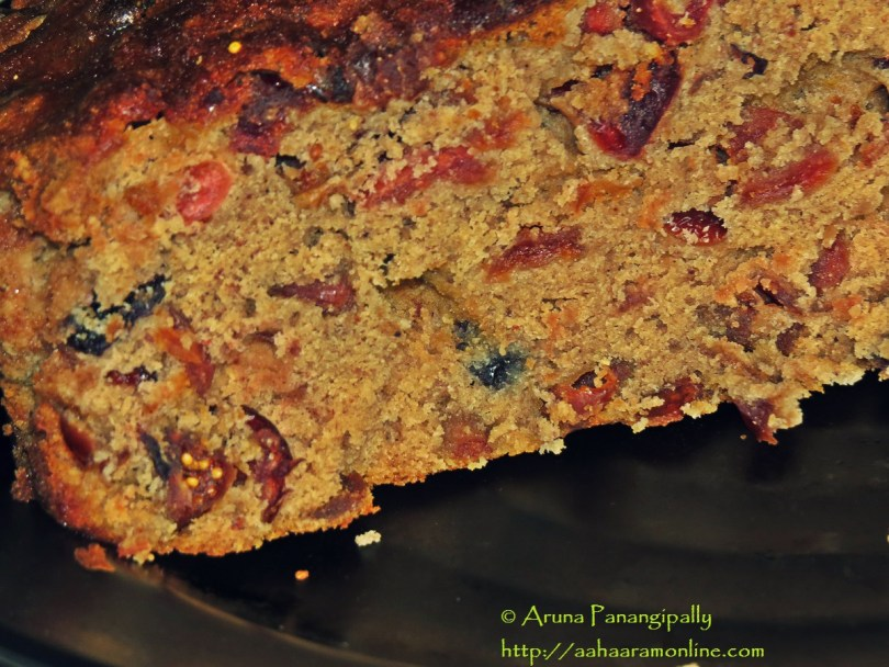 A Slice of the Traditional Christmas Cake