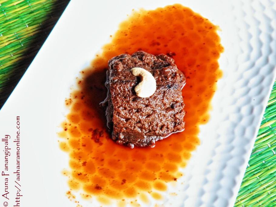 Srilankan Watalappan - Spiced Coconut Custard