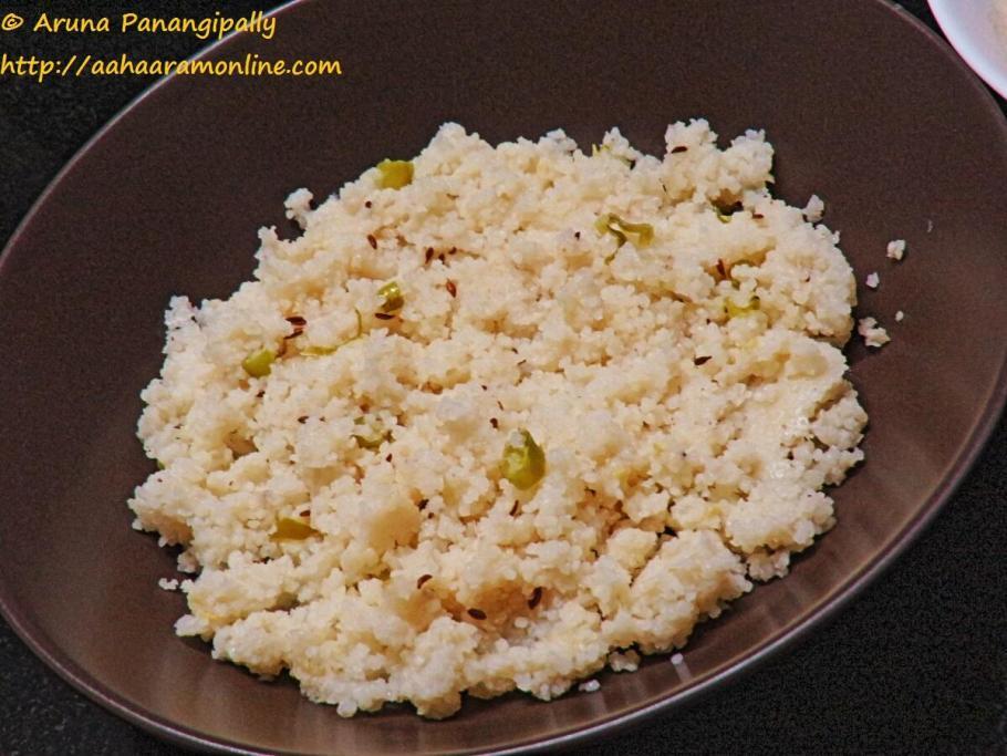 Varyache Tandul   Varicha Bhat   Bhagar   Samo Rice is a popular Upwas ka khana or Vrat ka Khana in Maharashtra, especially on Ekadashi