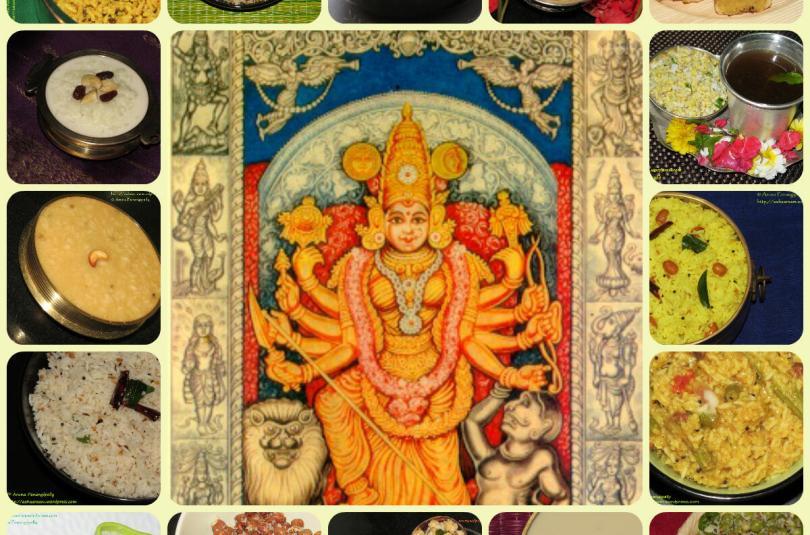 Devi Navratri 2016: Colours to Wear, Forms of the Devi, Alankaram, Naivedyam to Offer