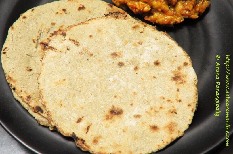 Bajrichi Bhakri | Bajra Bhakri | Bajra Roti