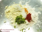 Methi Muthia Ingredients