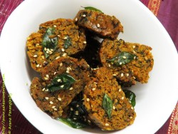 Steamed Methi Muthia