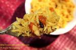 Narali Bhaat | Sweet Coconut Rice from Maharashtra