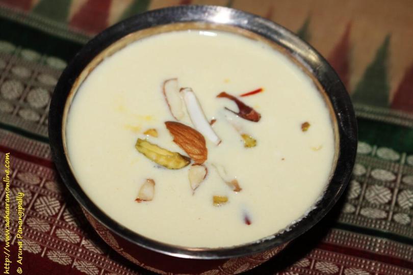 Chennar Payesh | Bengali Cottage Cheese Kheer | Paneer Kheer