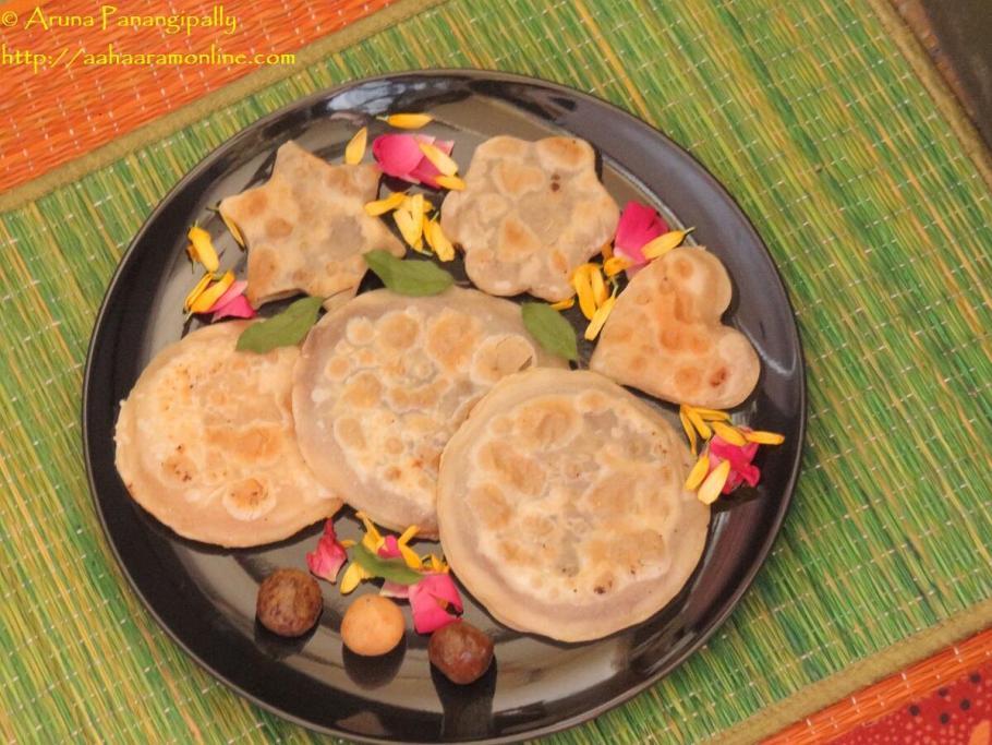 Khavyacha Satori - Khoya Roti - Mawa Roti