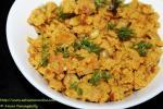Jwaaricha Peethacha Upma is a savoury dish made with Sorghum Flour Upma