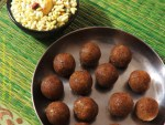 Coconut Jaggery Laddu