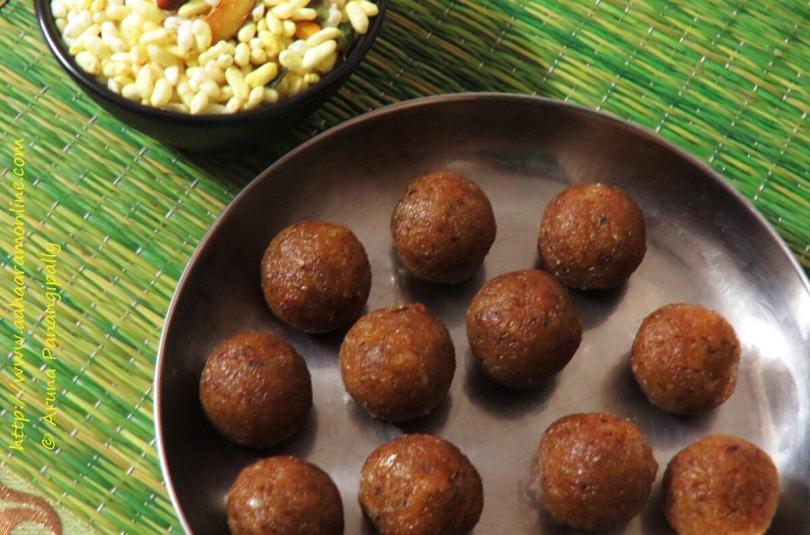 Andhra Kobbari Louz | Bengali Narkel Naru | Easy Coconut Jaggery Laddu