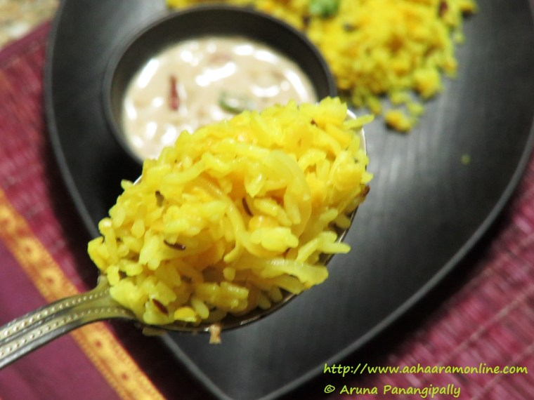 A Spoonful of Hyderabadi Khichdi