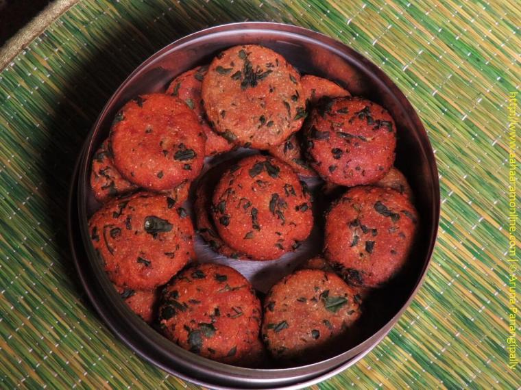 Gujarati Methi Dhebra