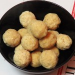 Kesa Mithoi | Rice Flour Laddu with Jaggery from Assam