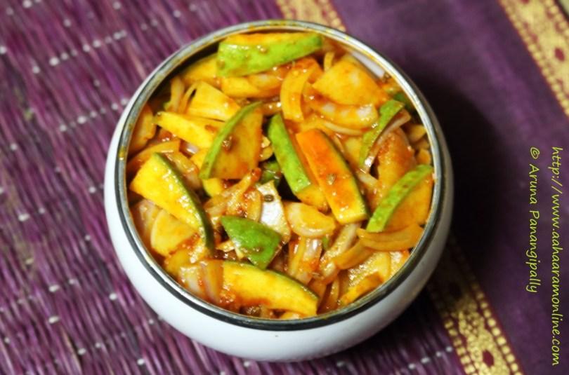 Neemki | Instant Mango Pickle From Himachal Pradesh