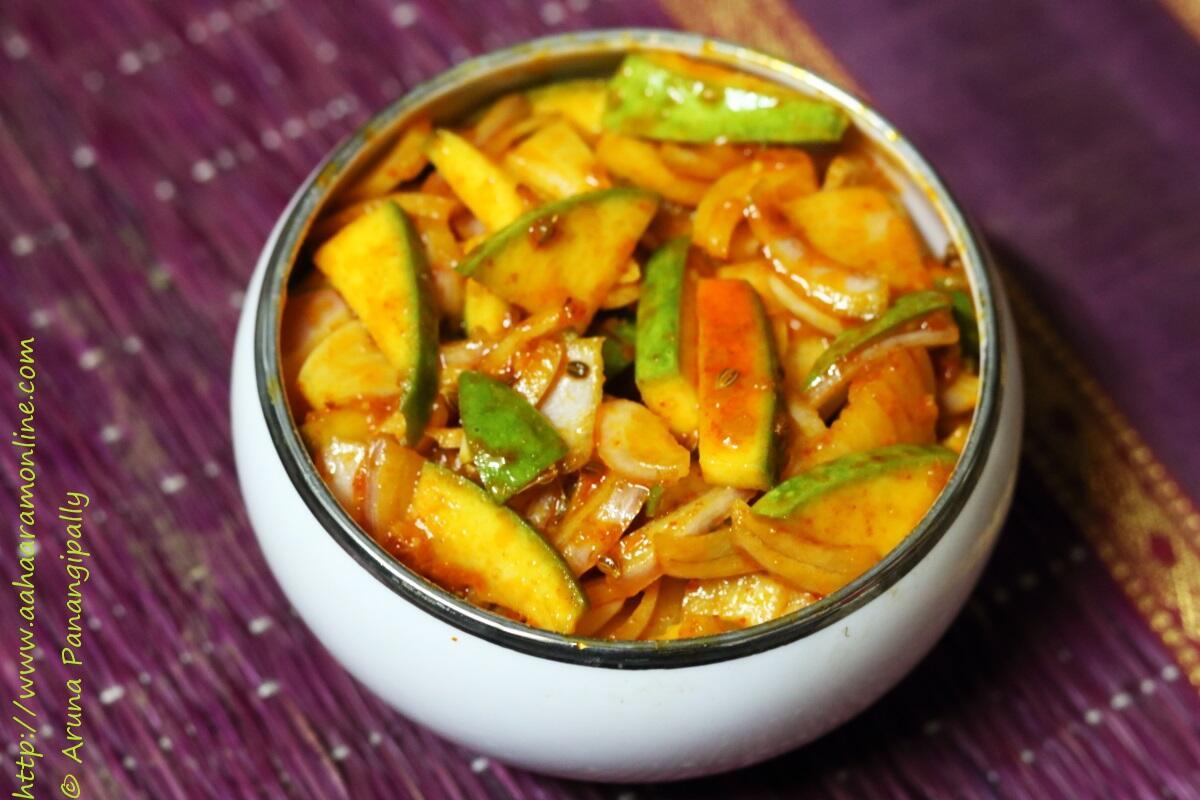 Neemki   Mango Pickle from Himachal Pradesh