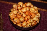 Roasted Phool Makhana | Roasted Foxnuts | Roasted Lotus Seeds spiced with chilli powder