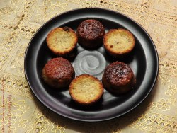 Chhena Poda is a baked paneer cake from Odisha