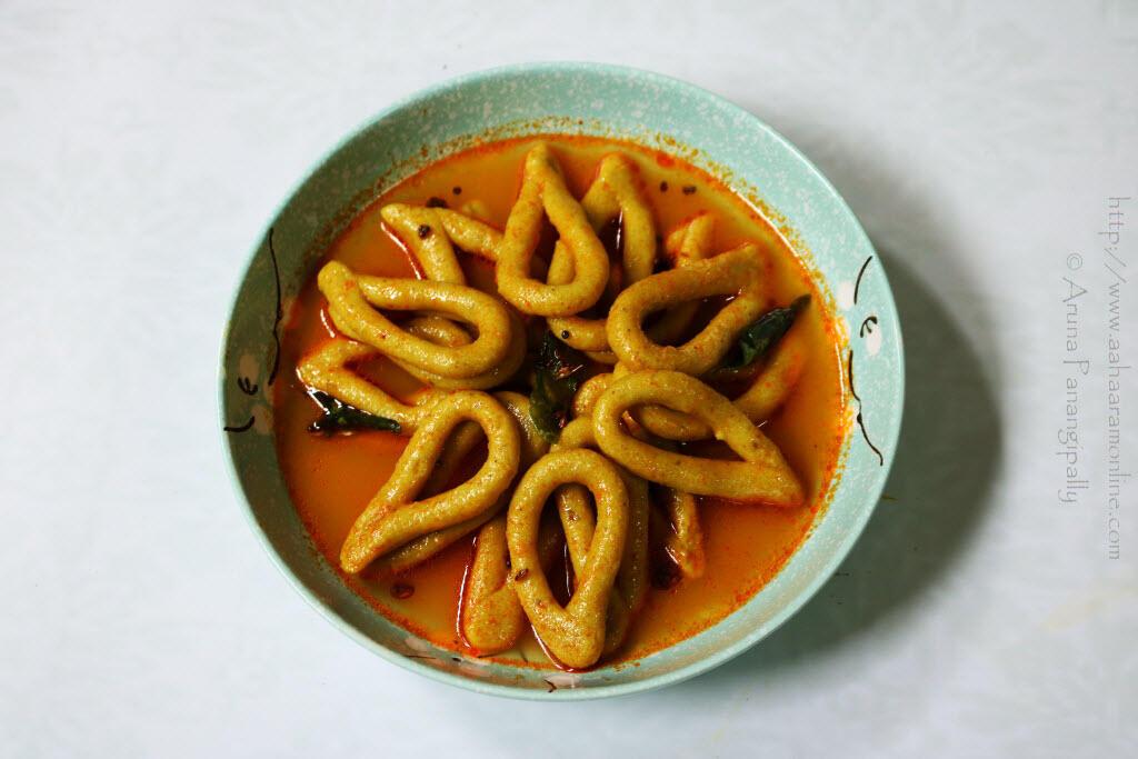 Shengole | Fresh Hand-rolled pasta from Maharashtra in India