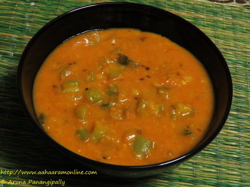 Beerakaya Pappu | Turai ki Dal