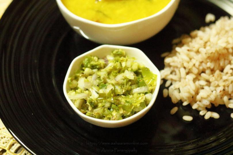 Hmarcha Rawt   Mizoram Green Chilli Chutney