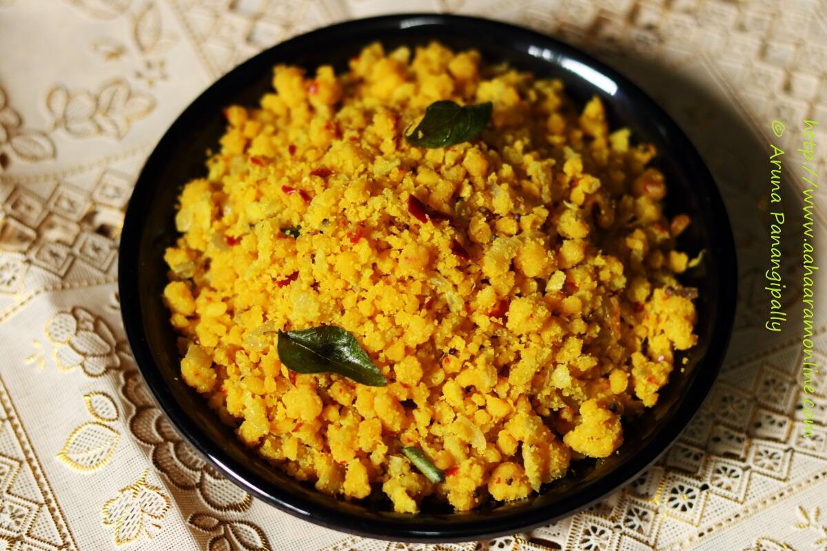 Vatli Dal from Maharashtra | Bharda Palya from Karnataka