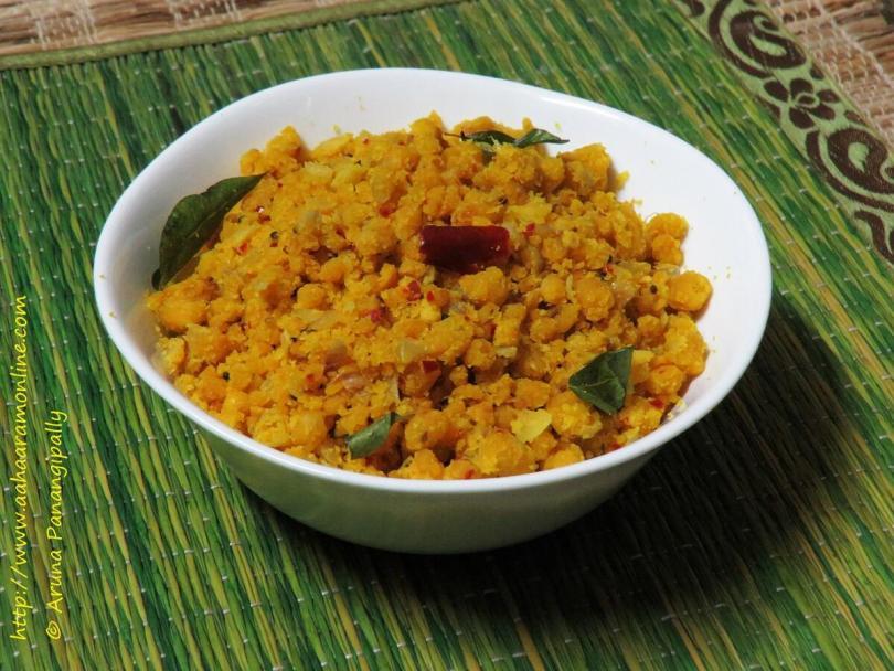 Bharda Palya | Kadalai Paruppu Usili