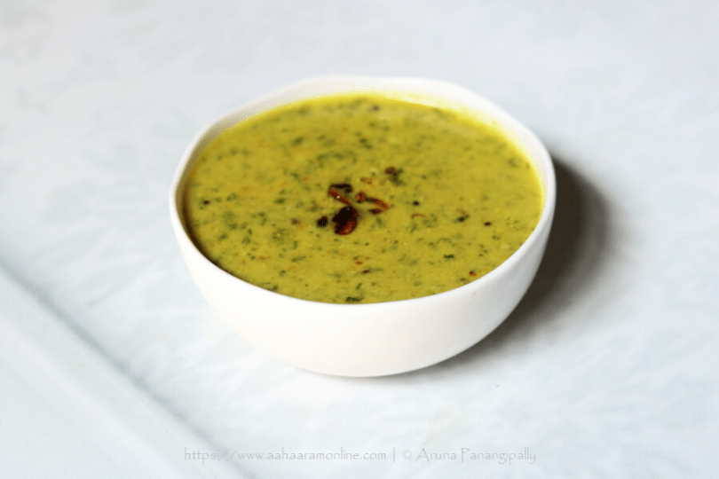 Zirke: A Spicy, Garlicky Peanut and Sesame Gravy from Nashik