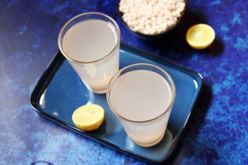 Lemon Barley Water: A Summer Cooler
