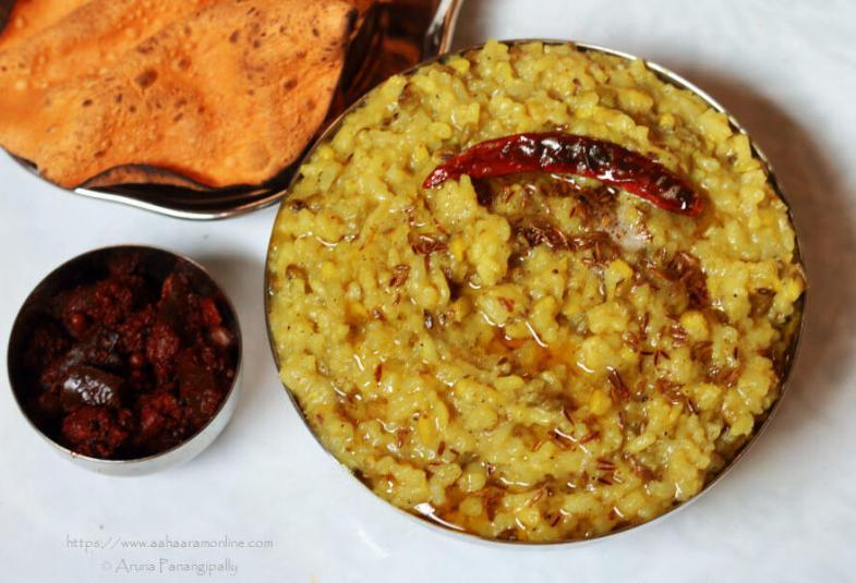 Maharashtrian Khichdi: Recipe by Simintini Patil
