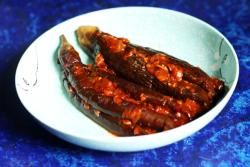 Gochujang Gaji-jjim | Korean Spicy Steamed Eggplant with Gochujang