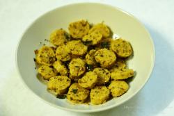 Cabbage Muthiya | Bafela Kobi Na Muthia