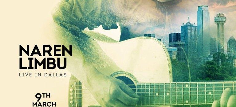 Naren Limbu Live in Dallas