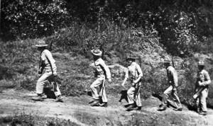 U.S. Marines in occupied Haiti