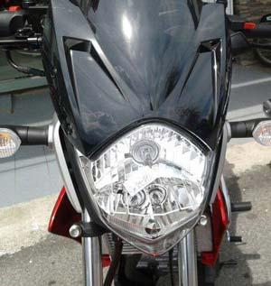 Yamaha V-Ixion Malaysia - FZ150i2